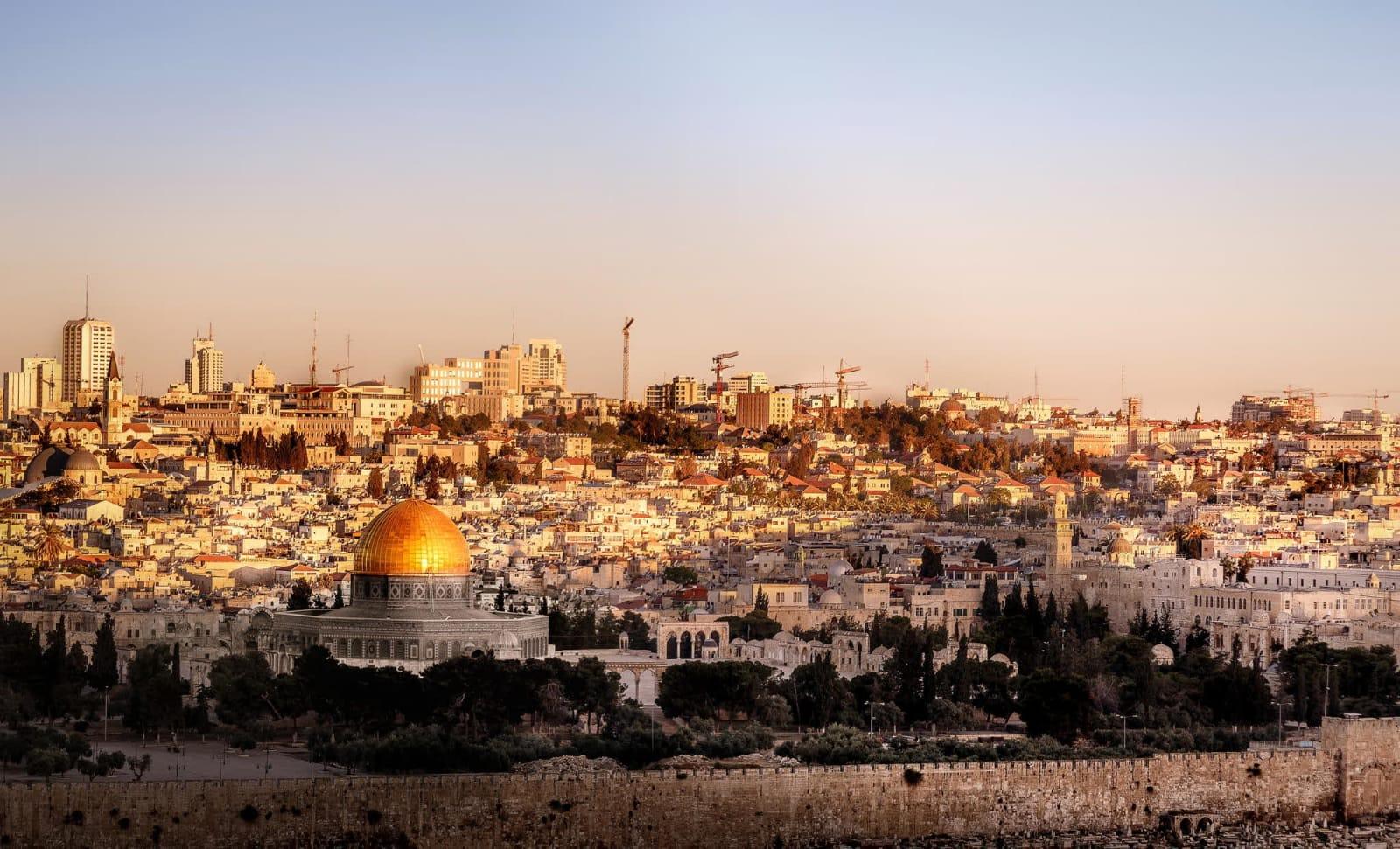 Visitare l'Israele: le attrazioni più belle nel paese del Medio Oriente